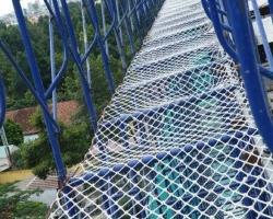 Lưới chống vật rơi Hàn Quốc - Mắt 2cmx2cm