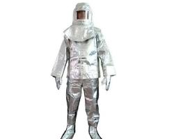 Quần áo chống cháy tráng nhôm - 500 độ