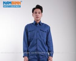Quần áo Kaki Nam Định - Xanh công nhân