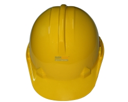 Mũ Thùy Dương quai cài - Mầu vàng chanh
