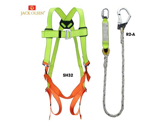 Dây an toàn chống sốc Jack Olsen - JO302 (SH32+R2A)