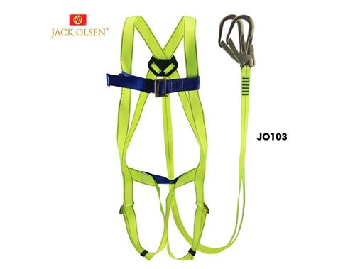 Dây an toàn toàn thân 2 móc Jack Olsen - JO103